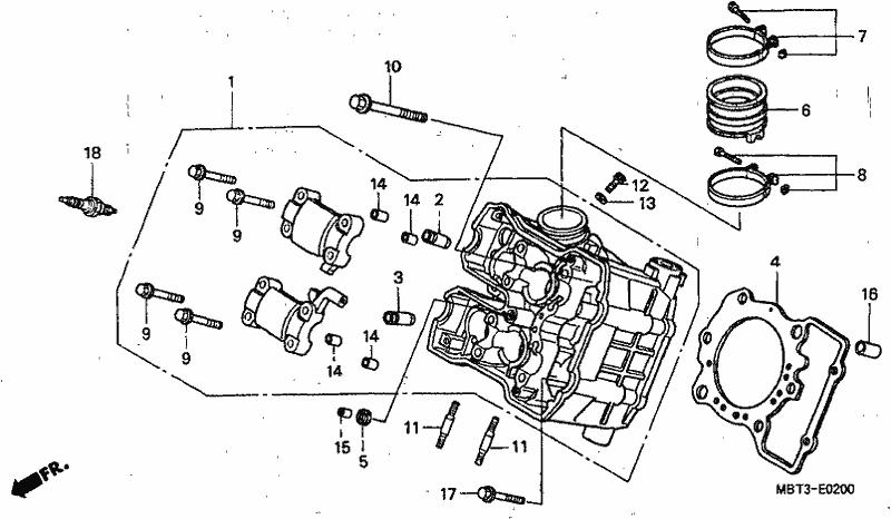 Xr650r Carb Diagram