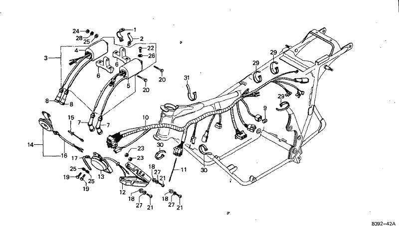 Xl350 Wiring Diagram